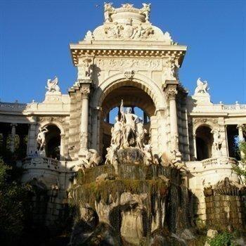 hôtels kyriad marseille parc du palais longchamp