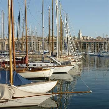 hôtels kyriad marseille vieux port