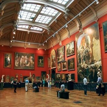 hôtels kyriad toulouse musee des augustins